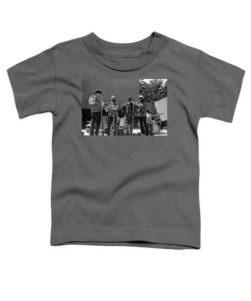 Four Flutes 2 Toddler T-Shirt