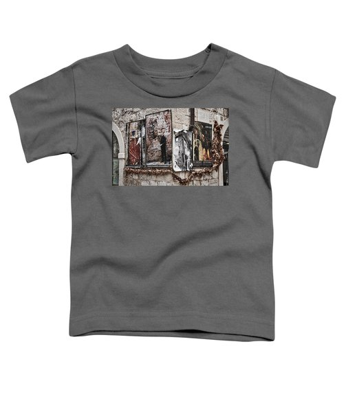 Four Posters Toddler T-Shirt