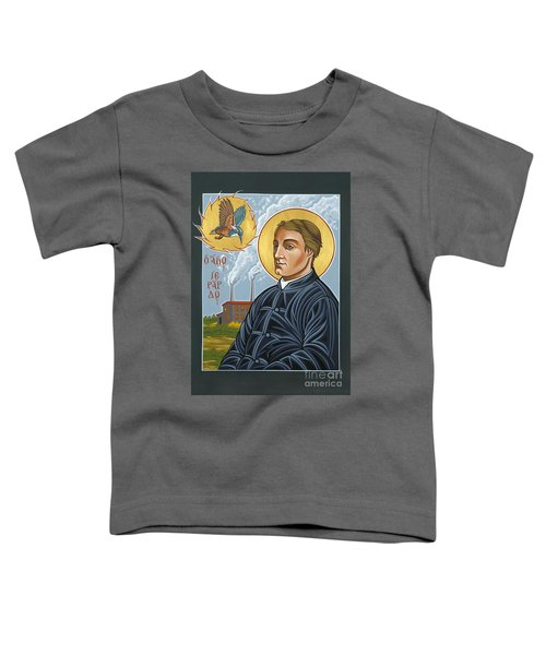 Fr. Gerard Manley Hopkins The Poet's Poet 144 Toddler T-Shirt