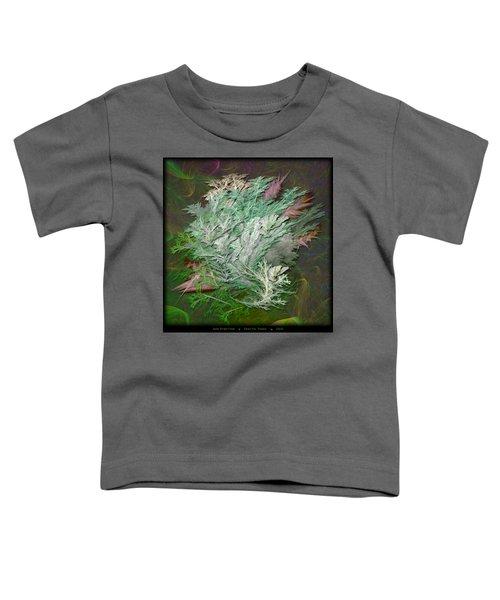 Fractal Ferns Toddler T-Shirt