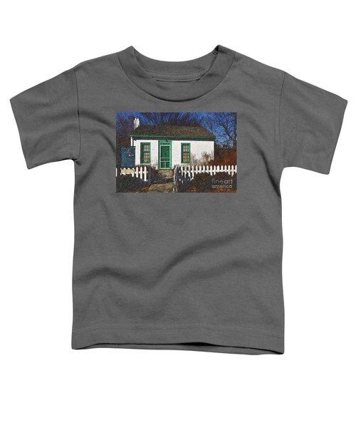 Frederick M Smith Study Toddler T-Shirt