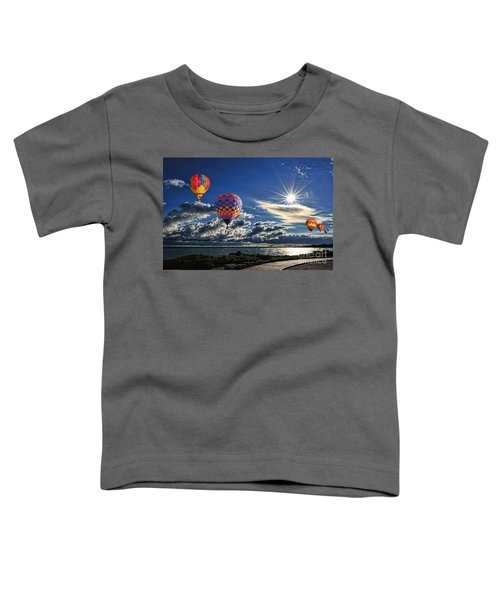 Free As A Bird Toddler T-Shirt