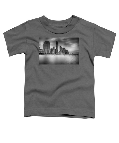 Freedom In The Skyline Toddler T-Shirt