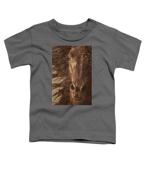 Friesian Spirit Toddler T-Shirt