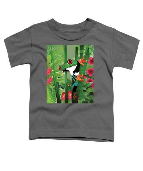 Frog 02 Toddler T-Shirt