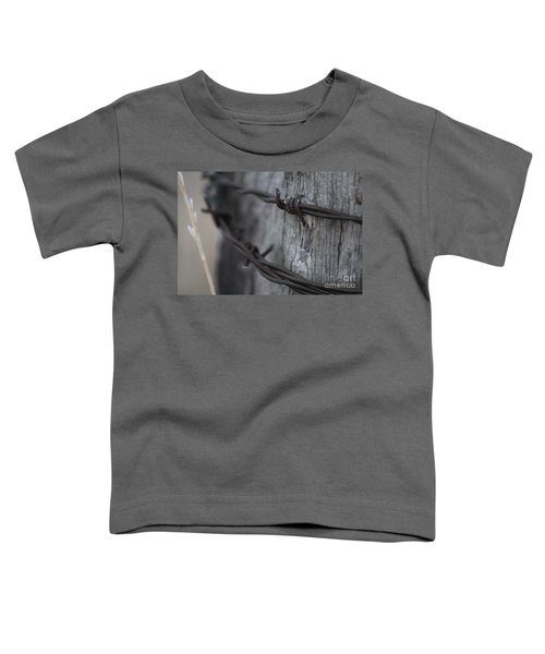 Frost On The Wire Toddler T-Shirt