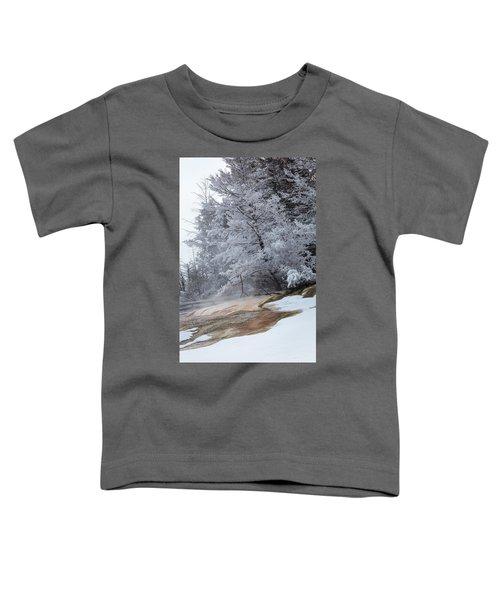Frozen Tree Toddler T-Shirt
