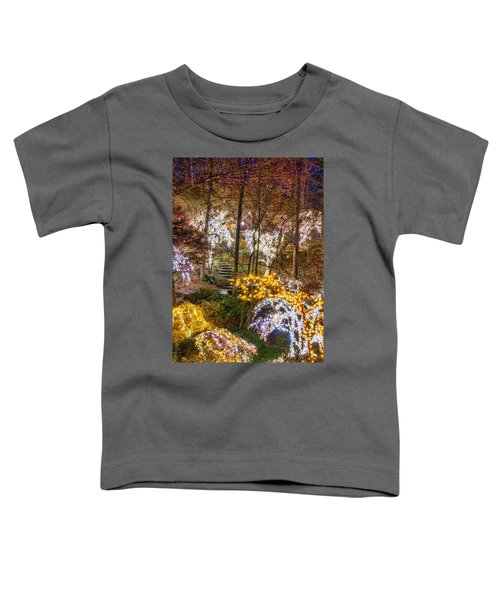 Golden Valley - Full Height Toddler T-Shirt