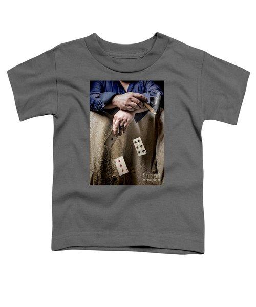 Gambling Man Toddler T-Shirt