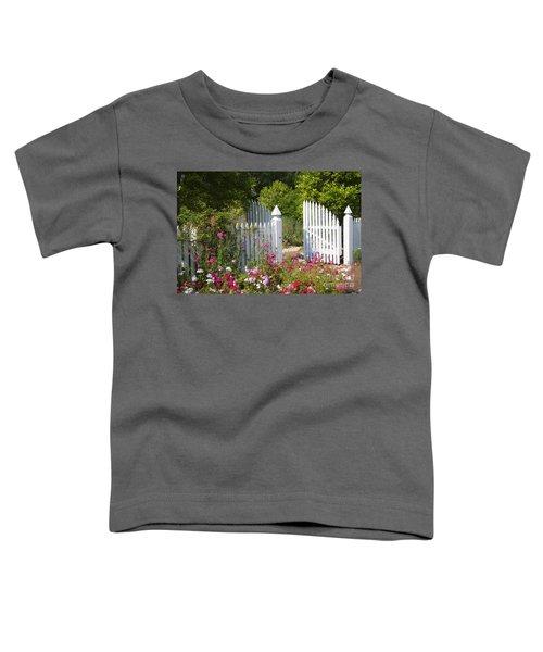 Garden Gate Toddler T-Shirt