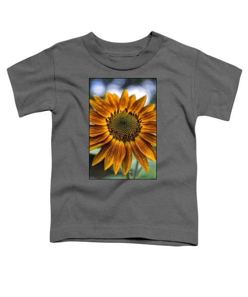 Garden Sunflower Toddler T-Shirt