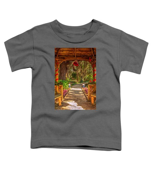 Gazebo Bells Toddler T-Shirt