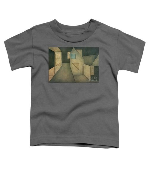 Geometric Abstraction II Toddler T-Shirt