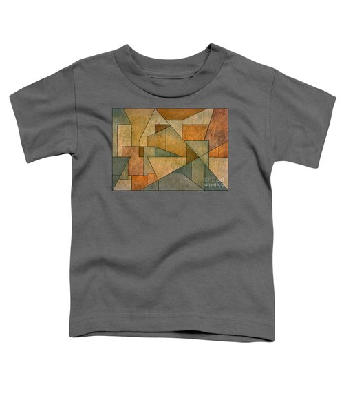 Geometric Abstraction Iv Toddler T-Shirt