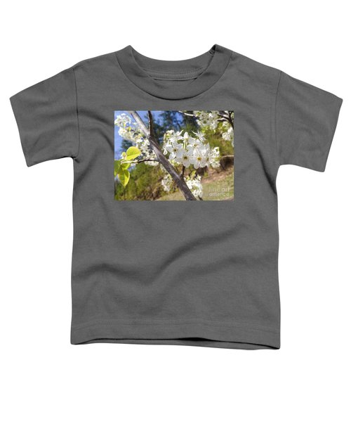 Georgia Blossoms Toddler T-Shirt