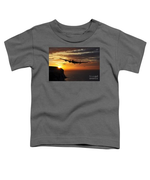 Get The Breakfast On  Toddler T-Shirt