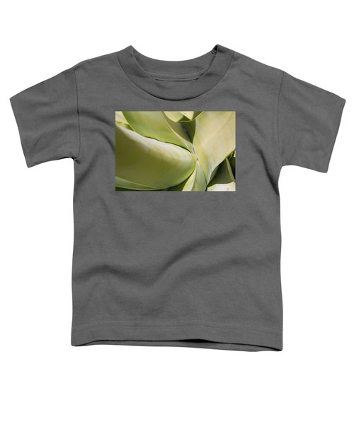 Giant Agave Abstract 9 Toddler T-Shirt