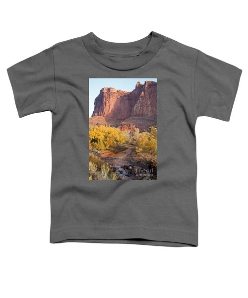 Gifford Farm Capitol Reef National Park Toddler T-Shirt