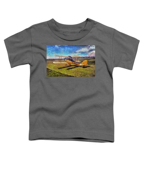 Gipsy Moth Toddler T-Shirt