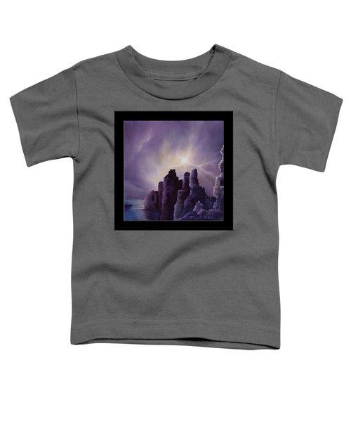 Girnigoe Castle Toddler T-Shirt