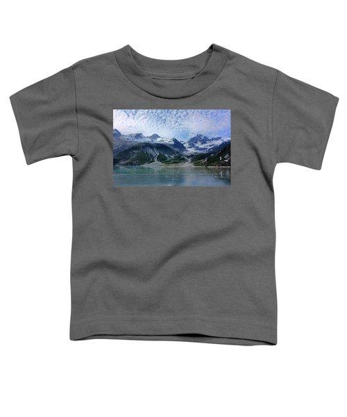 Glacier Bay Scenic Toddler T-Shirt