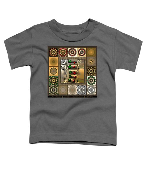 Glimmering Afternoon Redux Toddler T-Shirt