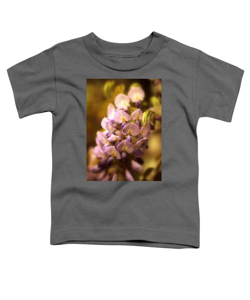Wisteria Afterglow Toddler T-Shirt