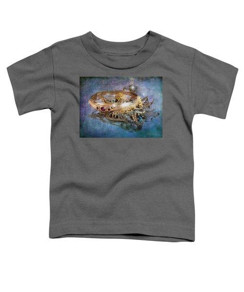 Gold Treasure Toddler T-Shirt