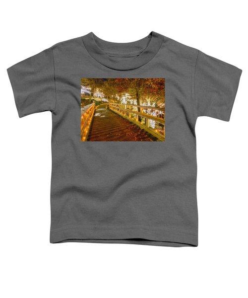 Golden Bridge Toddler T-Shirt