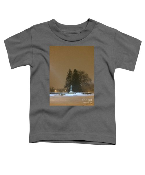 Golden Night Toddler T-Shirt