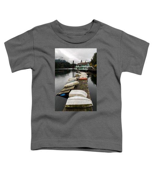 Goldstream Marina Toddler T-Shirt