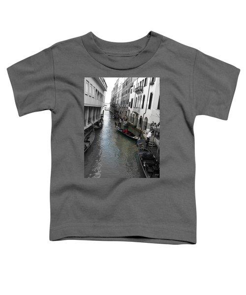 Gondolier Toddler T-Shirt