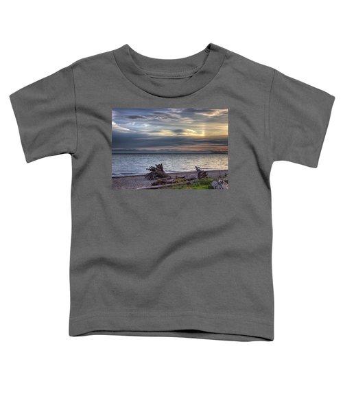 San Pareil Sunrise Toddler T-Shirt