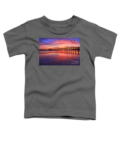 Grand Finale Toddler T-Shirt