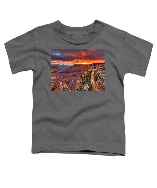 Grand Sunrise Toddler T-Shirt