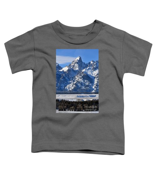 Grand Teton  Toddler T-Shirt