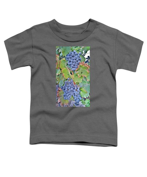 Grapes  Toddler T-Shirt