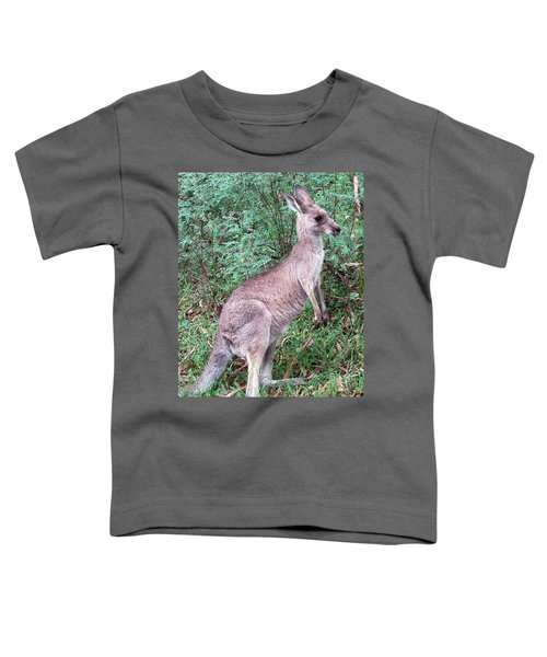Grazing In The Grass Toddler T-Shirt by Ellen Henneke