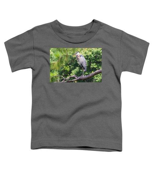 Great Blue Heron I Toddler T-Shirt