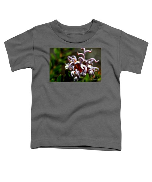 Toddler T-Shirt featuring the photograph Great Spider Flower by Miroslava Jurcik