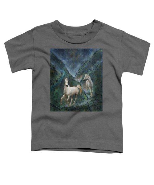 Green Canyon Run Toddler T-Shirt
