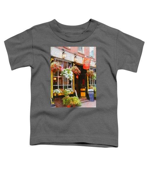 Green Dragon Tavern Toddler T-Shirt