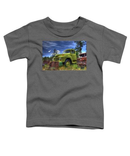Green International Toddler T-Shirt