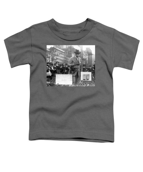Growing Sugar In New York City Toddler T-Shirt