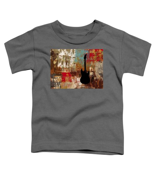 Guitar Solo Toddler T-Shirt