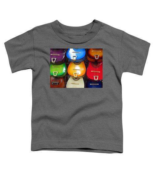 Guitaras San Antonio  Toddler T-Shirt