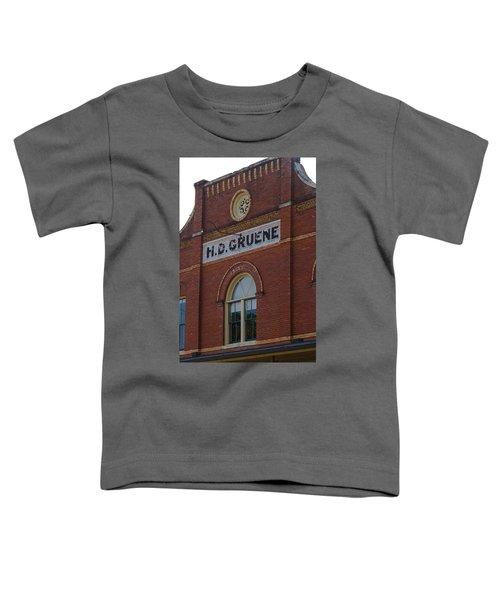 H D Gruene Toddler T-Shirt