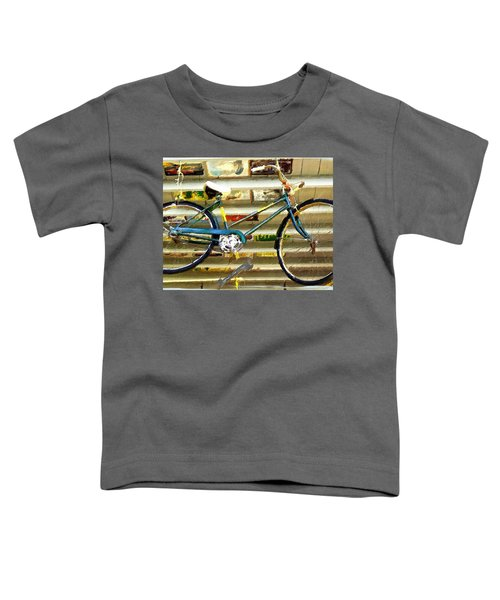 Hanging Bike Toddler T-Shirt