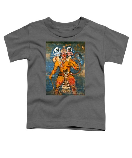 Hanuman Toddler T-Shirt