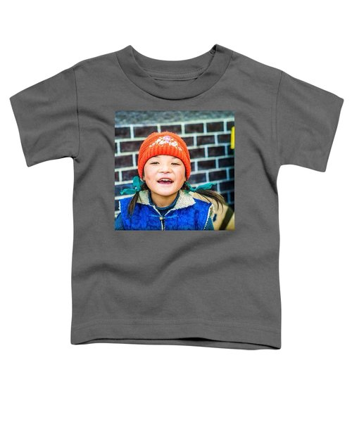 Happy Toddler T-Shirt